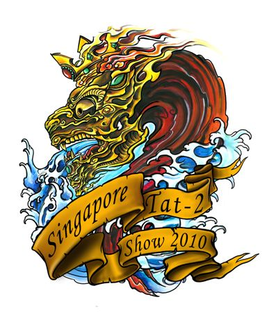 Singapore Tattoo Show Tat2 2010