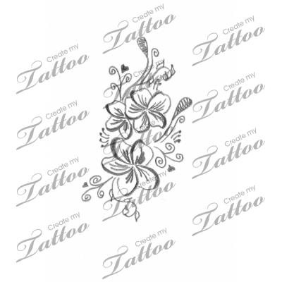 plumeria flower tattoo. Plumeria flowers 3. Rating: