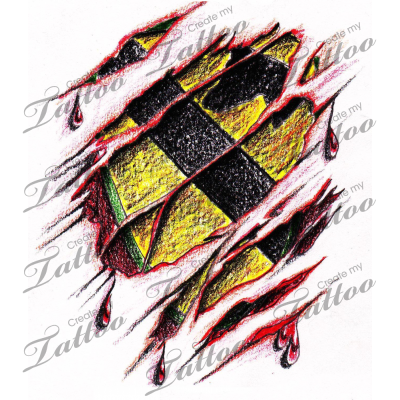 1st Cavalry Patch Tattoo 1st Cavalry Patch And