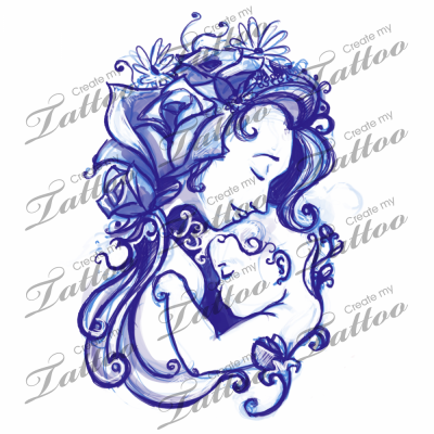 Flower Tattoo   on Flower Tattoo Design Jasmine Flower Tattoos Jasmine Flower Tattoos